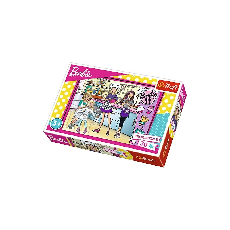 30 PCS, Barbie