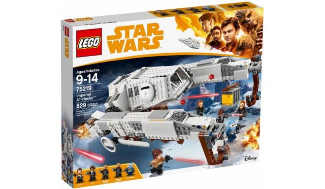 Blocks Star Wars Imperial AT-Hauler