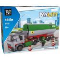 Blocks MyCity 464 pcs Ttanker truck
