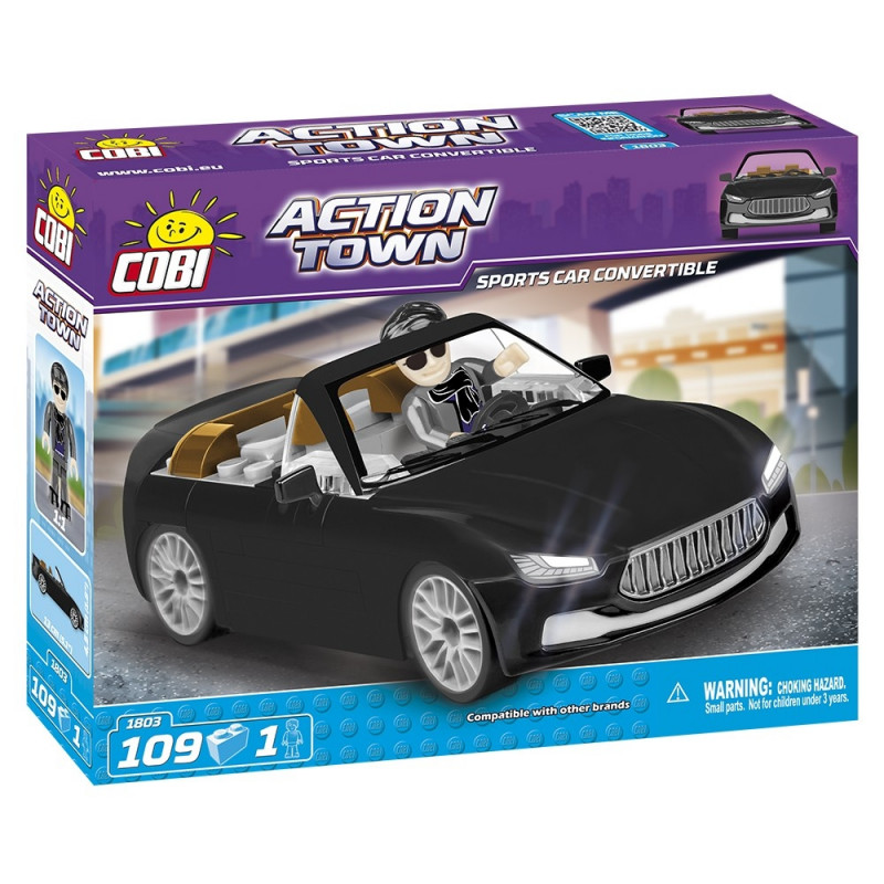 Block Action Town Sports Cabrio Cobra