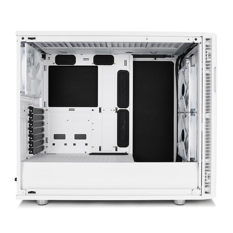 Fractal Design Case Define R6 Atx Extended Atx Itx Mini Atx White Fd Ca Def R6 Wt Tg Cases Photopoint,Job Design Definition