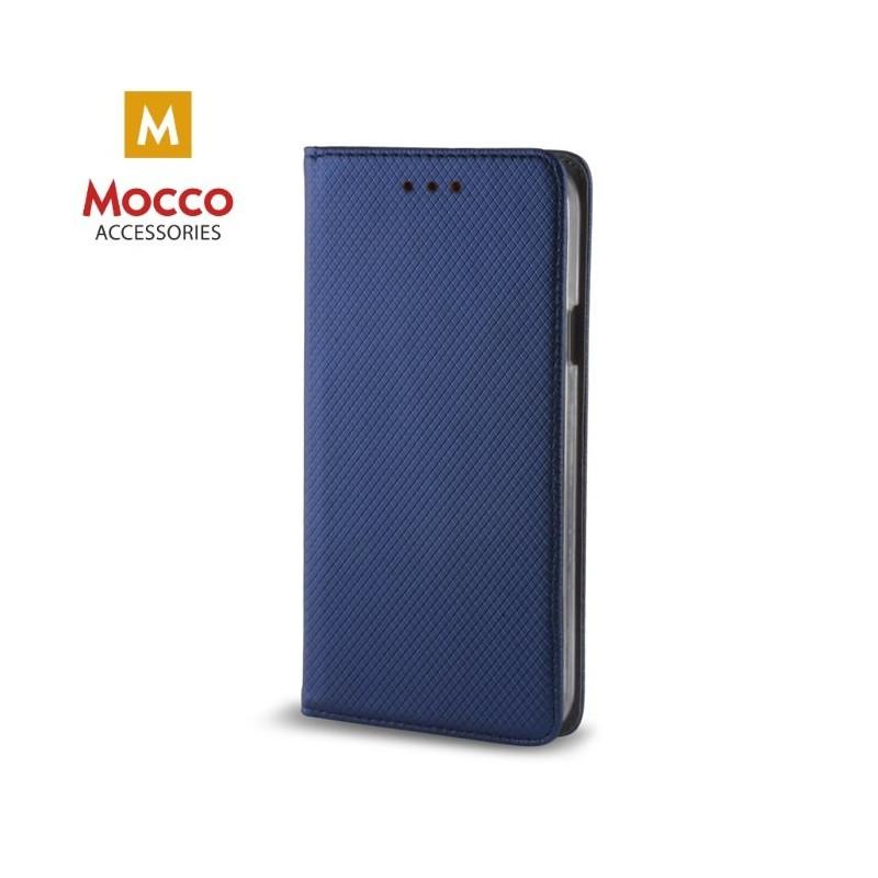 new concept 9661b c53a8 Mocco case Smart Magnet Book LG Q7/Q7a/Q7 Plus, blue