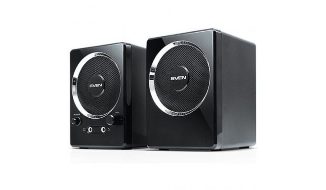 Speakers SVEN 247, black, USB, SV-0110247BK