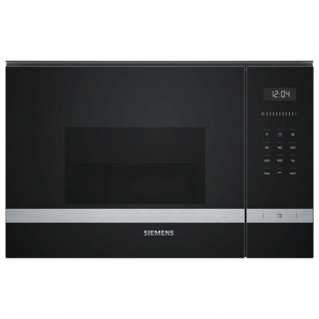 960b6815d7e Siemens integreeritav mikrolaineahi grilliga AG BE555LMS0 25L Touch Control  1450W, must