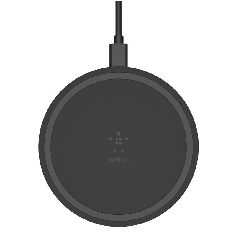 Belkin BOOST UP 10W Wireless Charging Pad black   F7U082vfBLK