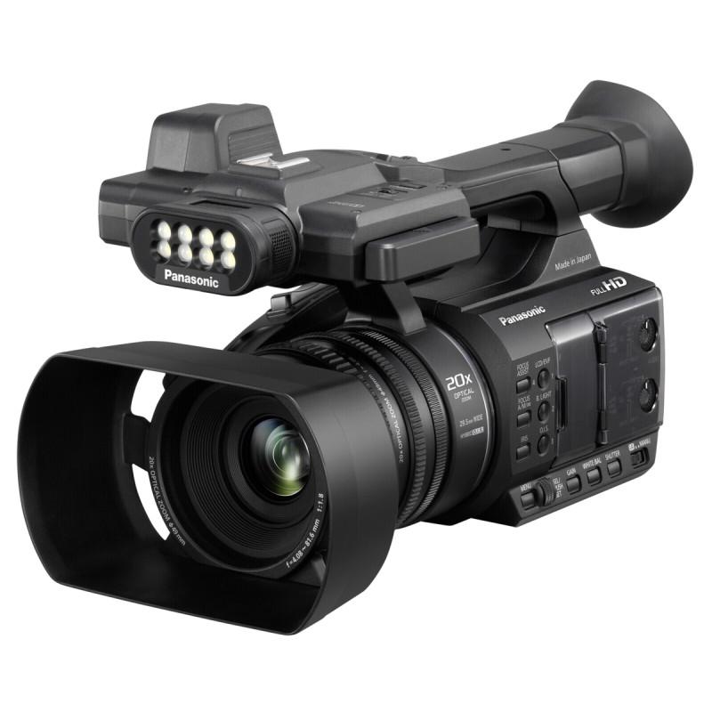 Panasonic AG-AC30EJ, must