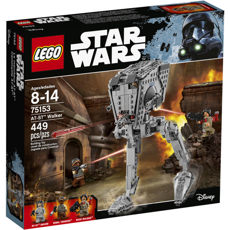 LEGO STAR WARS AT-ST Walker 75153 Free Shipping