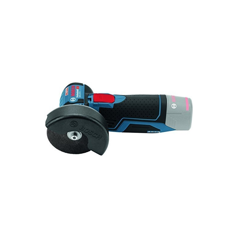 Bosch Cordless Angle Grinder GWS 12 V-76 Solo Professional, 12V (blue / black, without battery and c