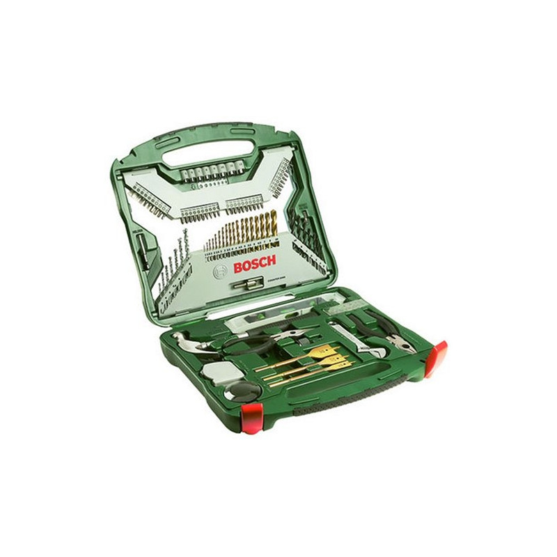 Bosch Titanium X-Line Tool Set 103 parts