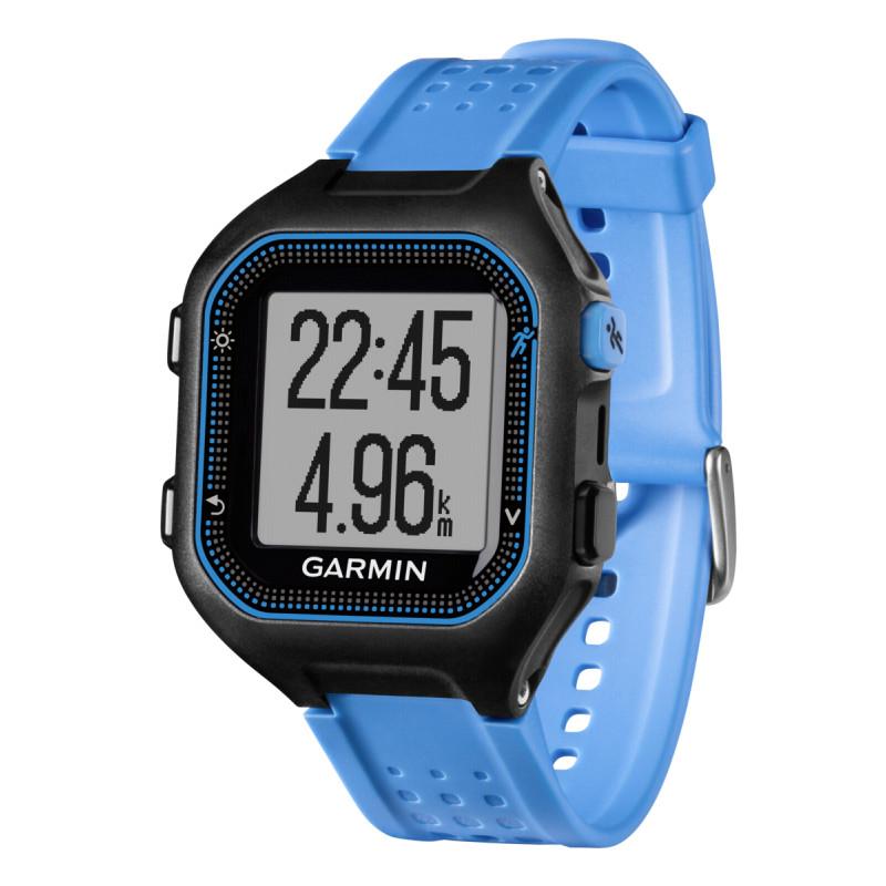 Garmin Forerunner 25 black/blue