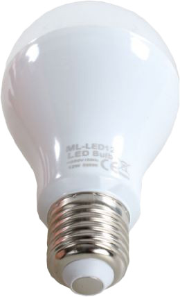 Falcon Eyes LED lamp E27 12W (ML-LED12)