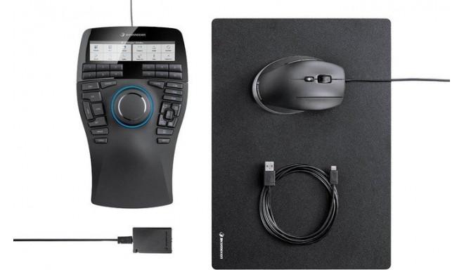 3DConnexion hiir Enterprise, must