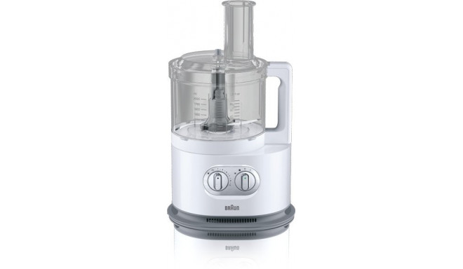 Brown FP 5150, food processor (White)