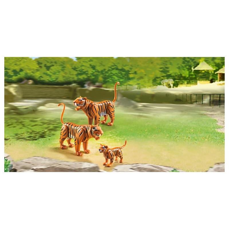 Playmobil 6645 Tiger Family