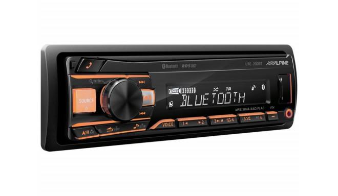 Alpine car radio UTE-200BT