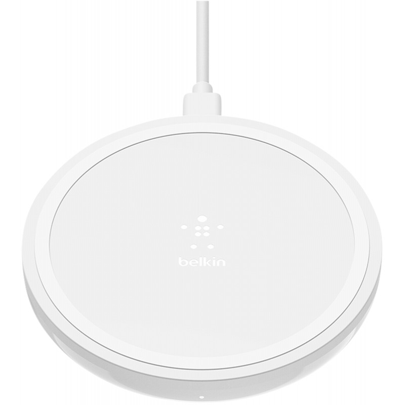 Belkin wireless charger Boost Up Pad 10W, white (F7U082vfWHT)
