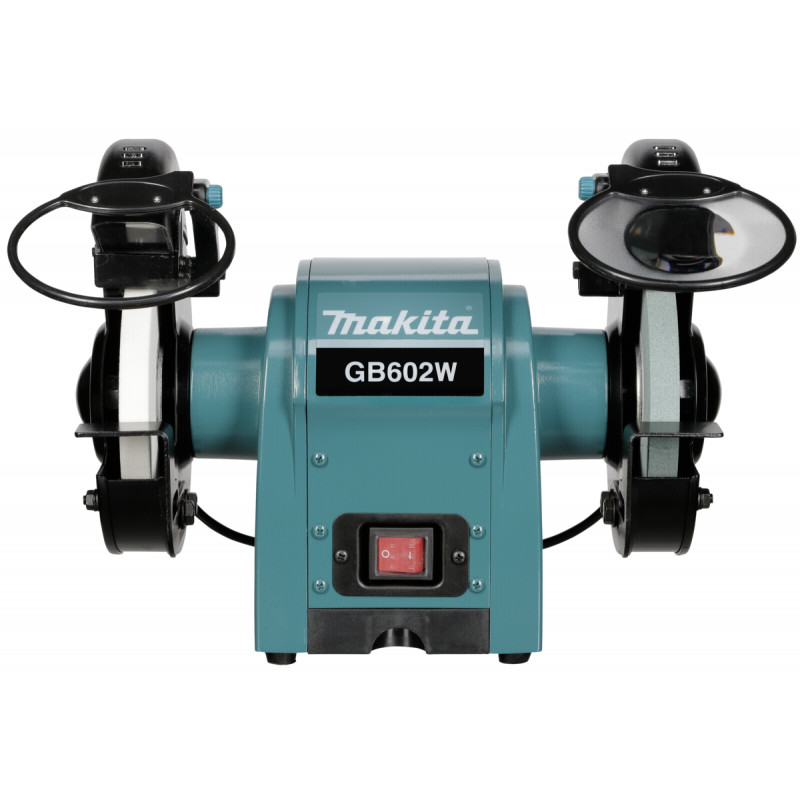 Cool Makita Gb602W Double Bench Grinder Alphanode Cool Chair Designs And Ideas Alphanodeonline