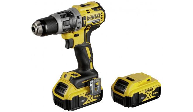 DeWalt DCD796P2-QW Cordless Combi Drill