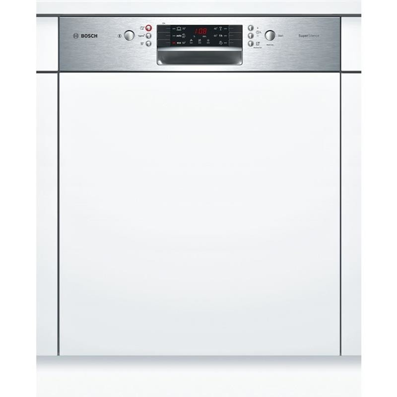 Dishwasher BOSCH SMI46KS01E (width 59.8cm; External; inox color)