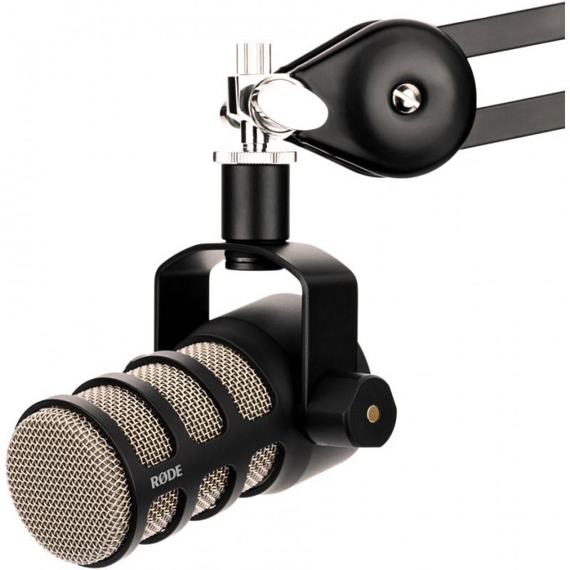 Rode mikrofon PodMic