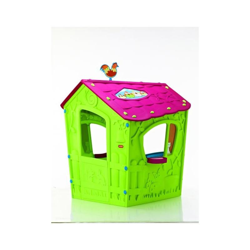 MAGIC playhouse, light green + violet (231596)