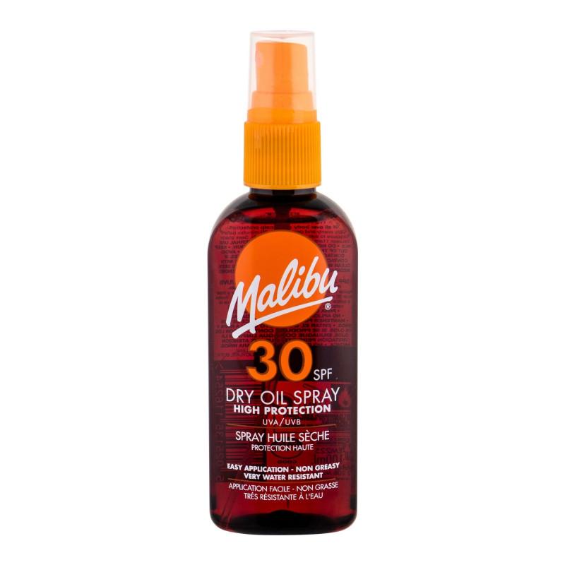 Malibu Dry Oil Spray SPF30 (100ml)