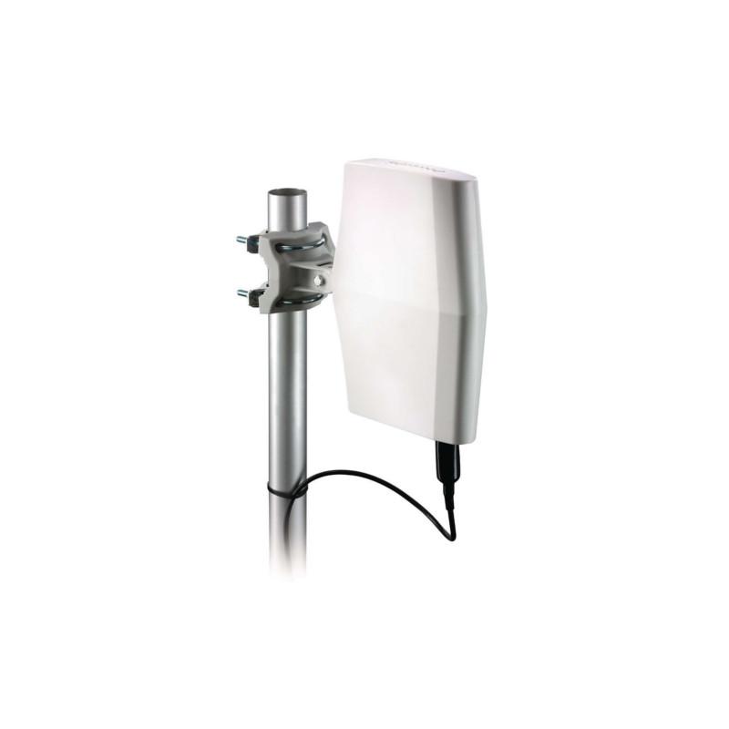 INDOOR / OUTDOOR TV ANTENNA PHILIPS 40DB UHF/VHF/FM/HDTV