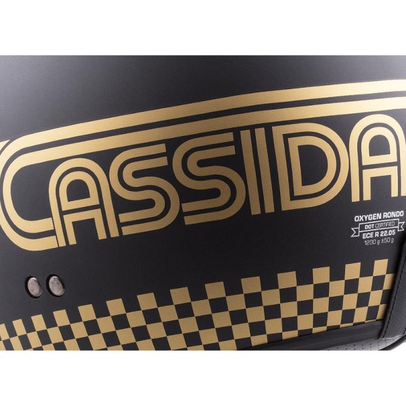 Mootorratta kiiver Cassida Oxygen Rondo