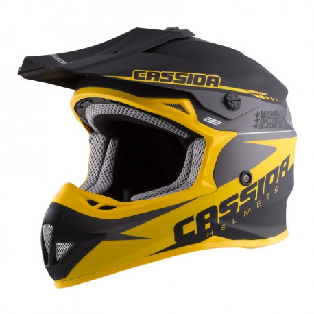 c036039d86c Laste Motocrossi kiiver Libor Podmol Cassida