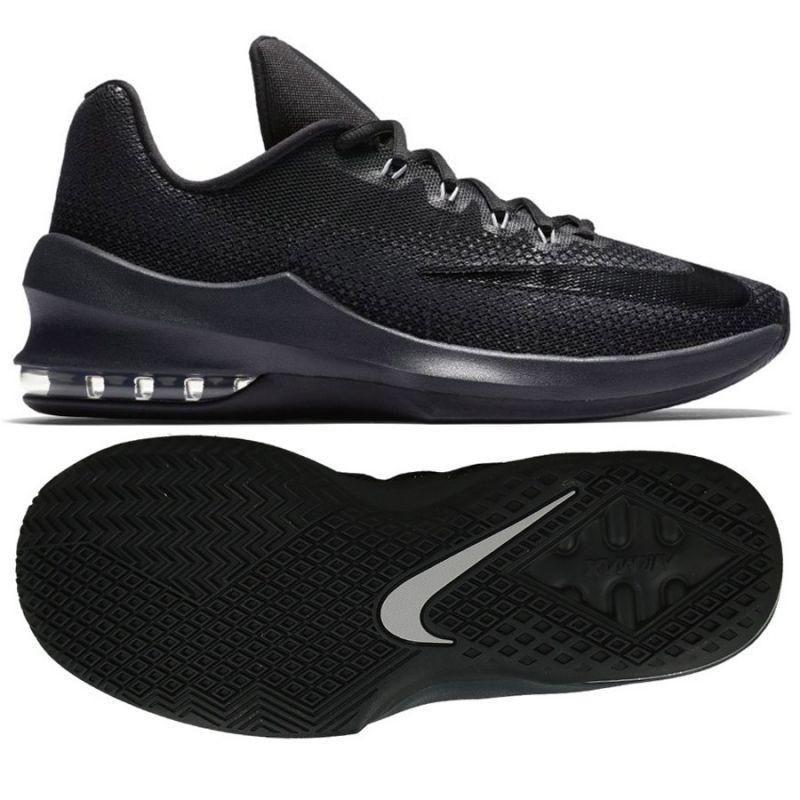 Nike Air Max Infuriate Low Nike 852457 001 Chaussure de