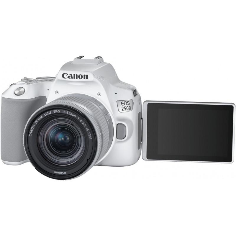 Canon EOS 250D Youtuber Kit, white