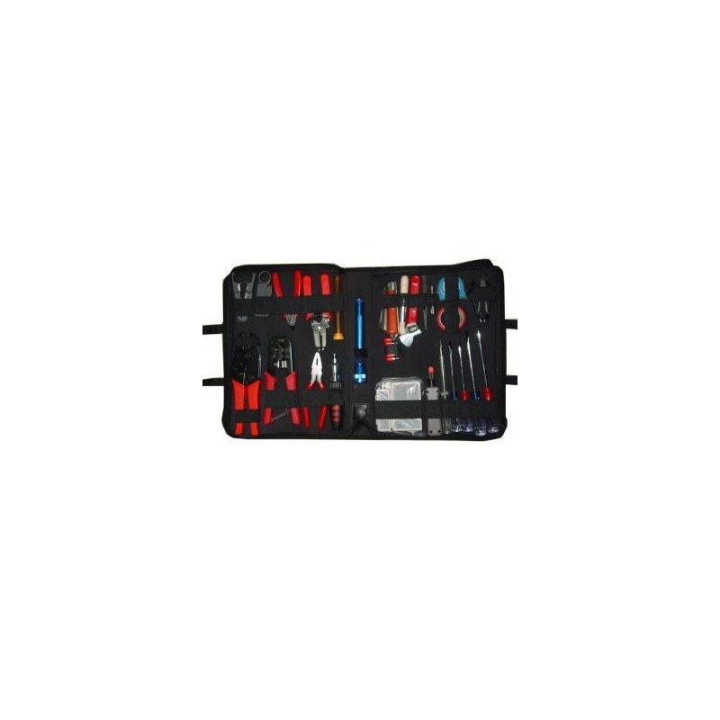 Cablexpert TK-NETWORK tool kit (31 pcs)