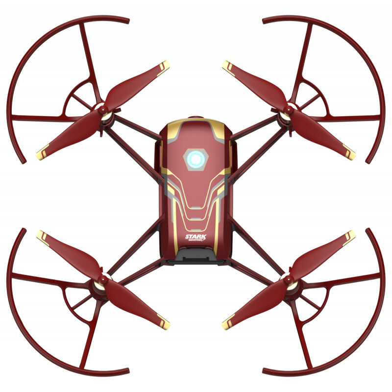 RYZE TELLO Iron Man Edition powered by DJI