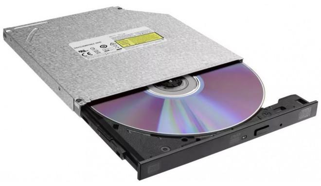 Liteon DVD/CD-RW Ultra Slim (DU-8E6SH)