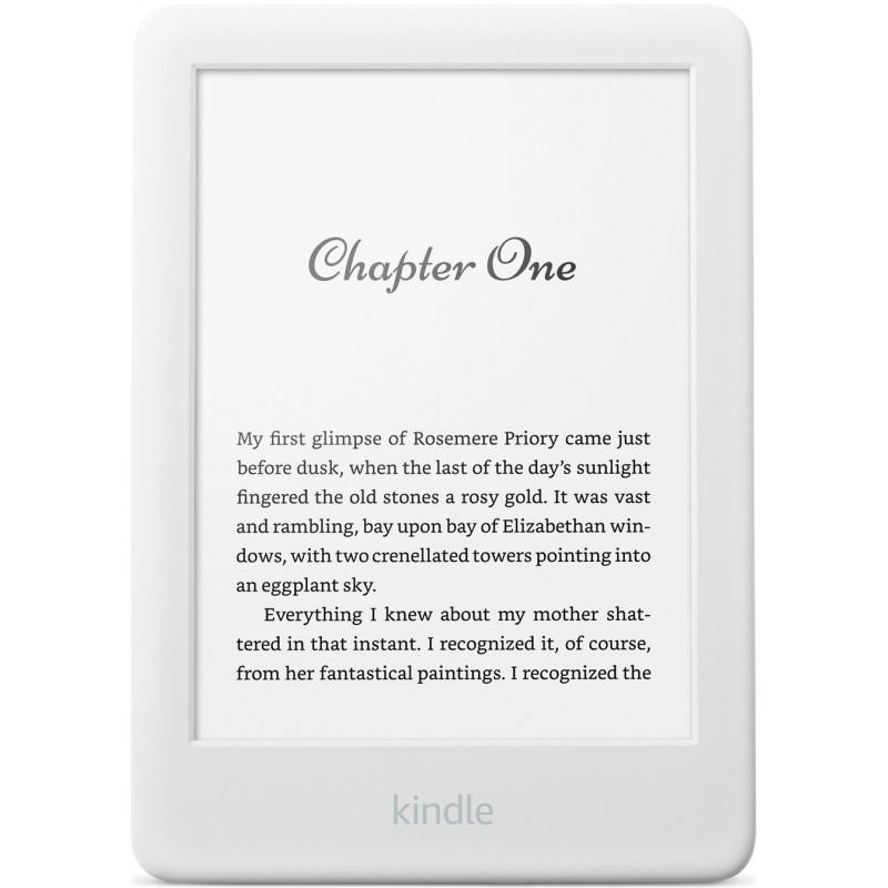 Amazon Kindle Touchscreen WiFi 2019, white