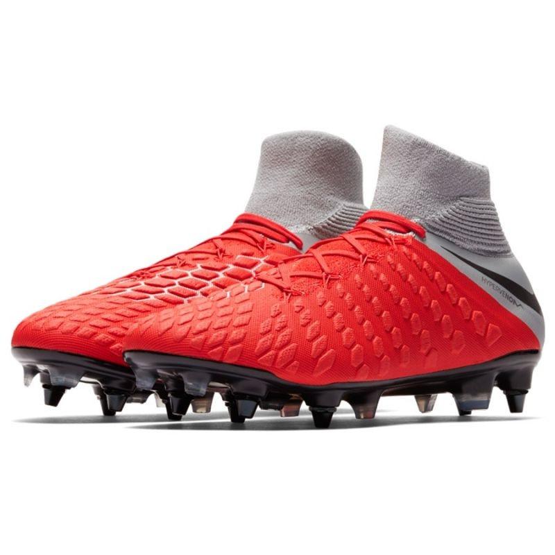 buy popular bd35a b2736 Men's football shoes Nike Hypervenom 3 Elite DF SG PRO AC M AJ3812-600