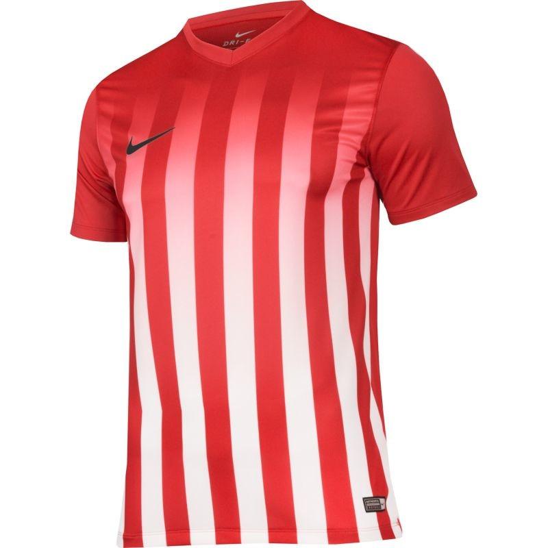 50-70% de descuento tienda de liquidación Buenos precios Football shirt for men Nike Striped Division II M 725893-657 ...