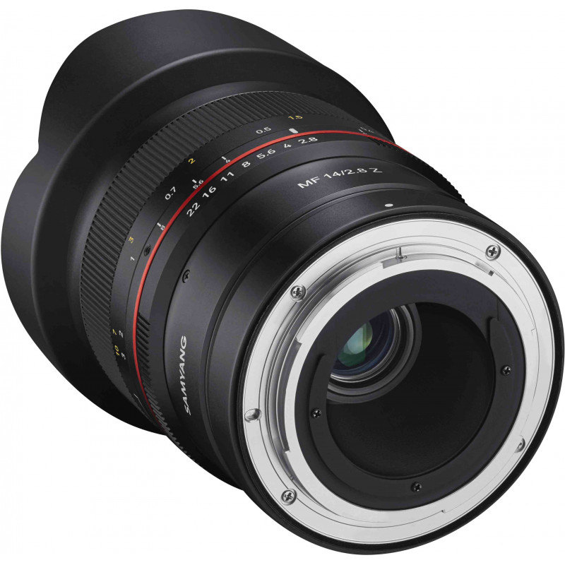 Samyang AF 14mm f/2.8 Z lens for Nikon