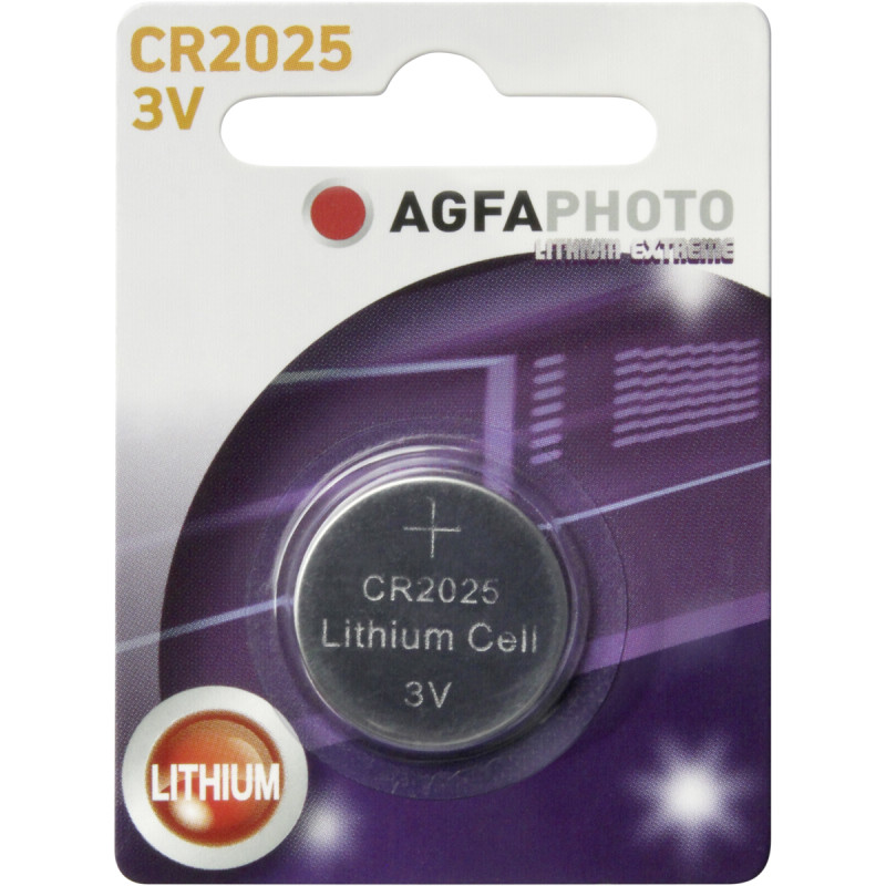 AgfaPhoto patarei CR 2025