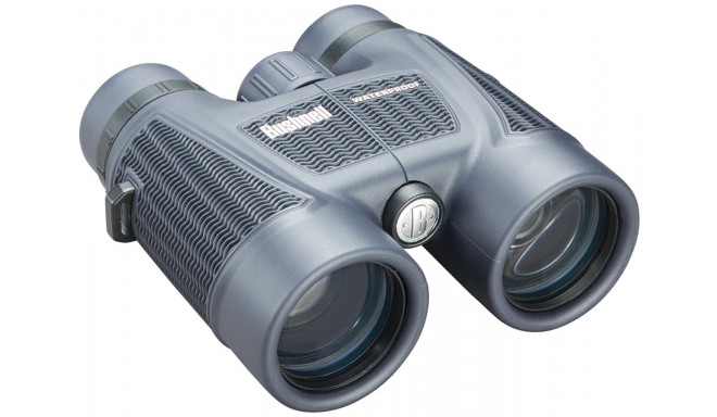 Bushnell binoculars 10x42 H2O Roof, black