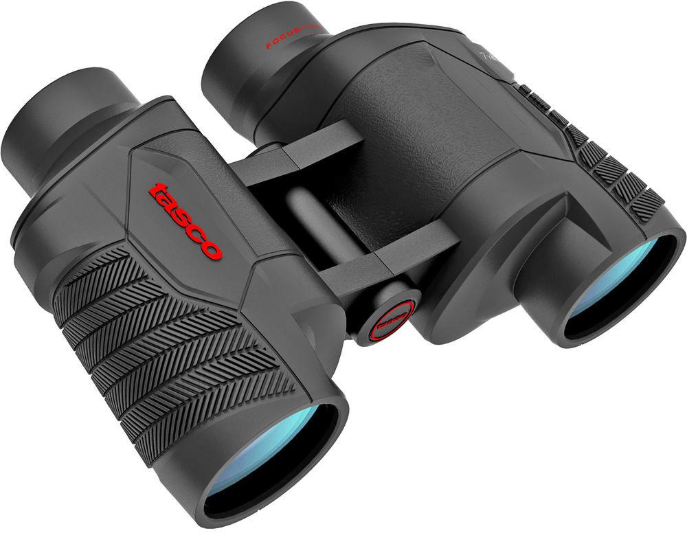 Tasco binokkel 7x35 Focus Free, must
