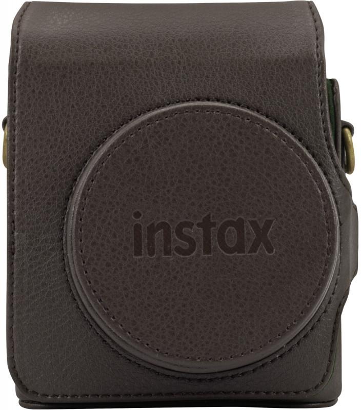 Fujifilm Instax Mini 90 kott + rihm, pruun