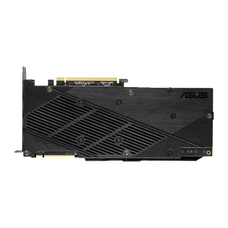 ASUS GeForce 2080 RTX DUAL OC EVO - 8 GB - graphics card(3x DisplayPort, HDMI, USB C)