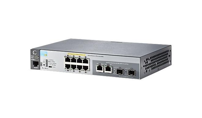 ARUBA 2530-8-PoE+ Switch J9780A - Limited Lifetime Warranty