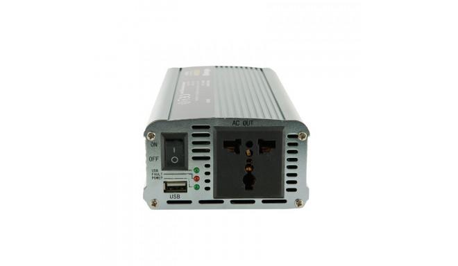 Car converter 800/1600W 12V(DC) - 230V(AC) with USB port