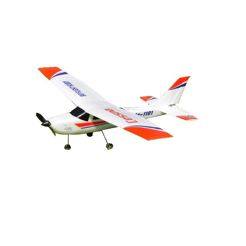 TPC kaugjuhitav lennuk Cessna LX-1101