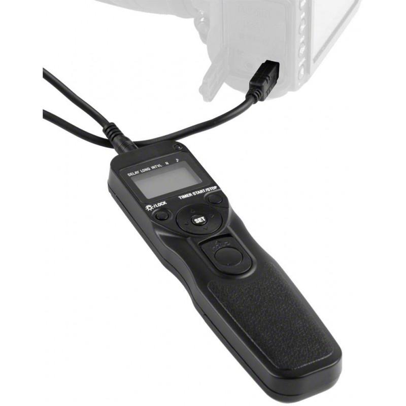 Walimex remote trigger Digital Timer Radio Nikon N3