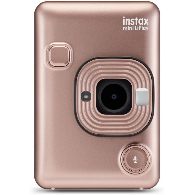 Fujifilm Instax Mini LiPlay, blush gold