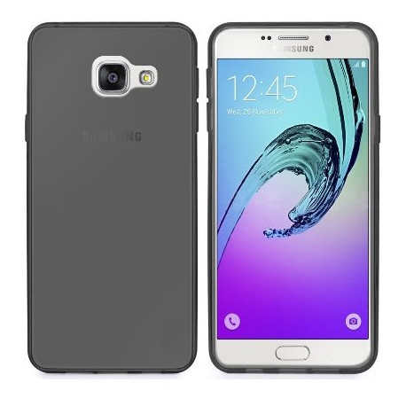 95558d19b69 Mocco kaitseümbris Samsung Galaxy A3 (2017), läbipaistev/must