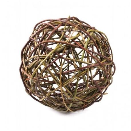 e7c6f55615a Decorative wicker ball wed. 30cm